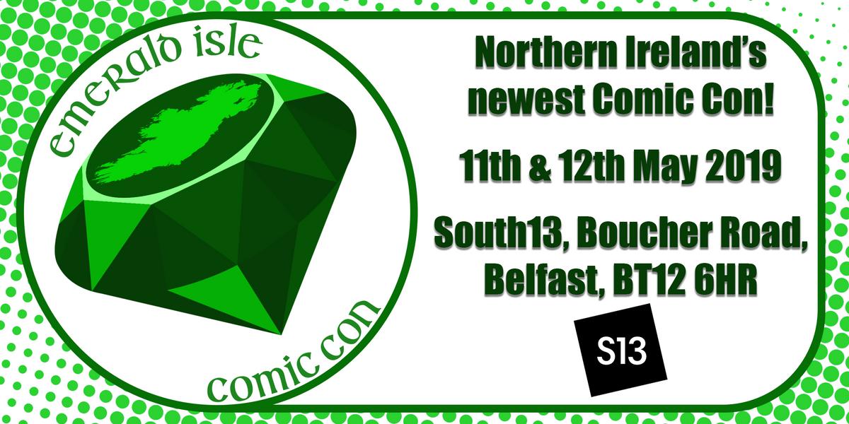 Emerald Isle Comic Con