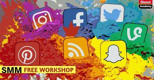 Social Media Marketing - Free Workshop