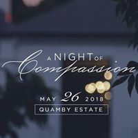 A Night of Compassion - with a 1920s twist