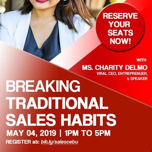 Breaking Traditional Sales Habits