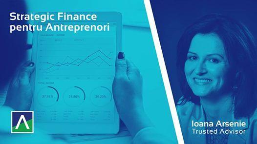 Strategic Finance - finante pentru antreprenori