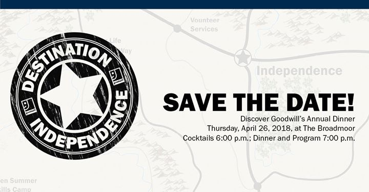 discover goodwills annual dinner at the broadmoor colorado springs