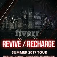 ReviveRecharge Summer 2017 Tour