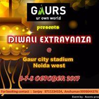 Diwali Extravgnza