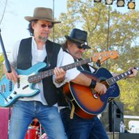 Chuck Johnson Duo plays Cotswold Food Truck Rally