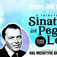 The Hal McIntyre Orchestra Tribute to Sinatra &amp Peggy Lee