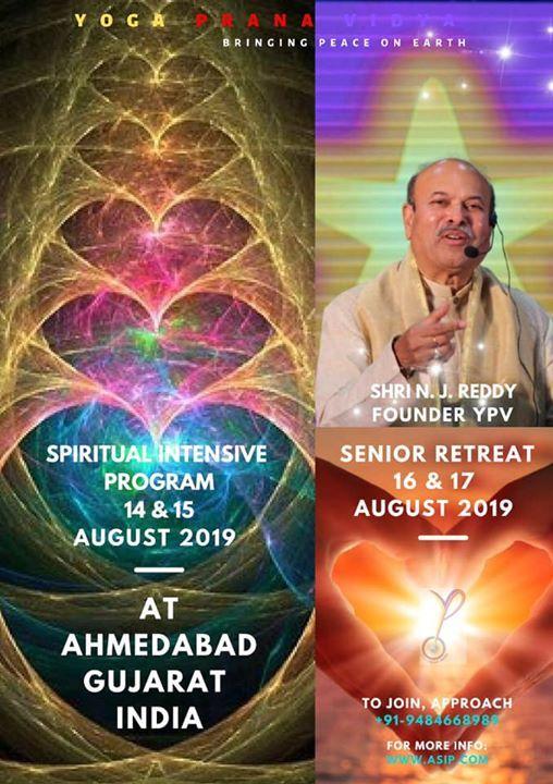 Yoga Prana Vidya - Ashram - Health-wellness Events in Ahmedabad