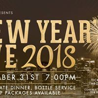 Belmont Bar Presents New Years Eve 2018