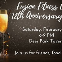 Fusions 12th Anniversary Party