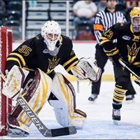 ASU Hockey vs Yale