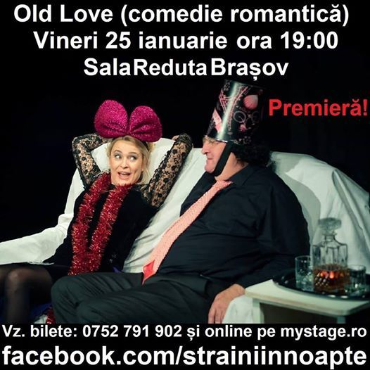 Old Love (premier) Braov