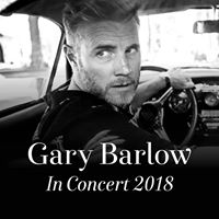 Gary Barlow 2018 -now SOLD OUT
