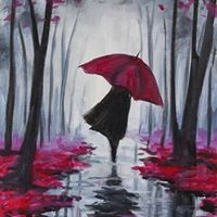 Paint Nite-Zumba Plus Fundraiser for Canadian Mental Health