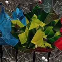 Mosaic Glass Art Fall Open House