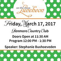 Charlottesville On the Move Luncheon