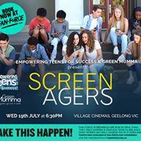 Screenagers - Village Cinemas Geelong VIC