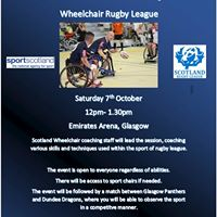 Come and Try Wheelchair Rugby League
