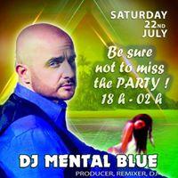 Saturday Clubbing - with DJ MENTAL BLUE