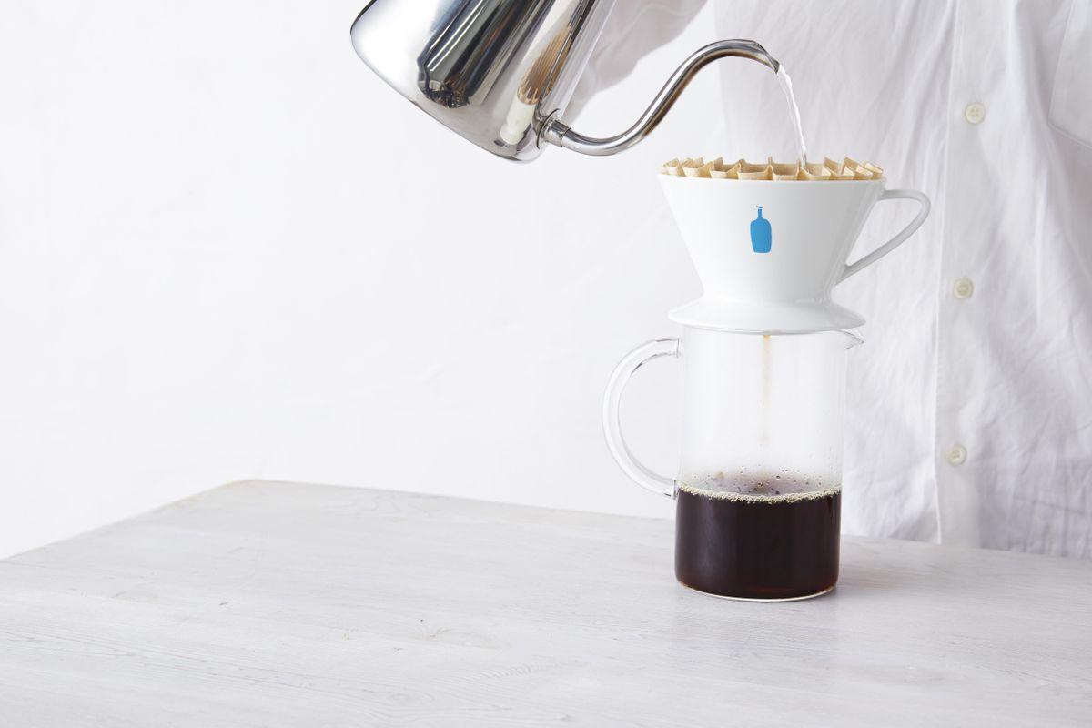 Blue Bottle Coffee Lab  Dripper Brew Class  Park Slope
