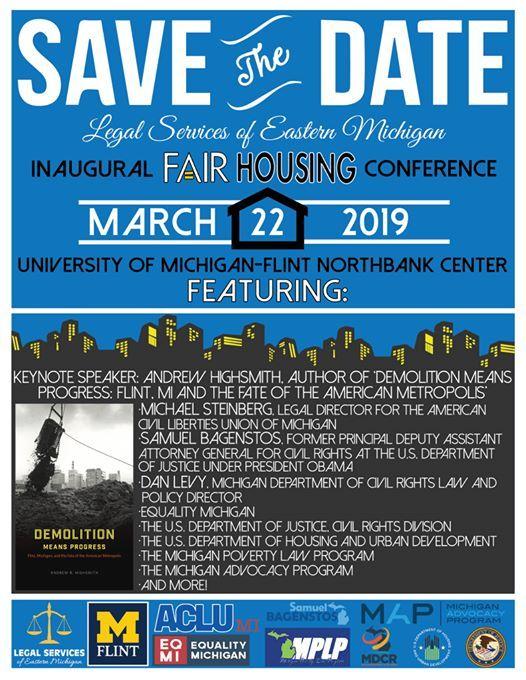 Inaugural Fair Housing Conference