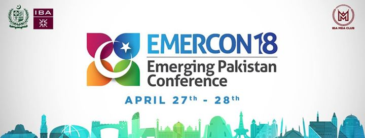 IBA EmerCon 18 - Emerging Pakistan Conference