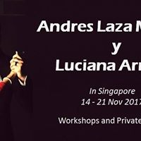Workshops with Andres y Luciana