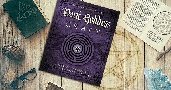 HWS Book Club - Dark Goddess Craft