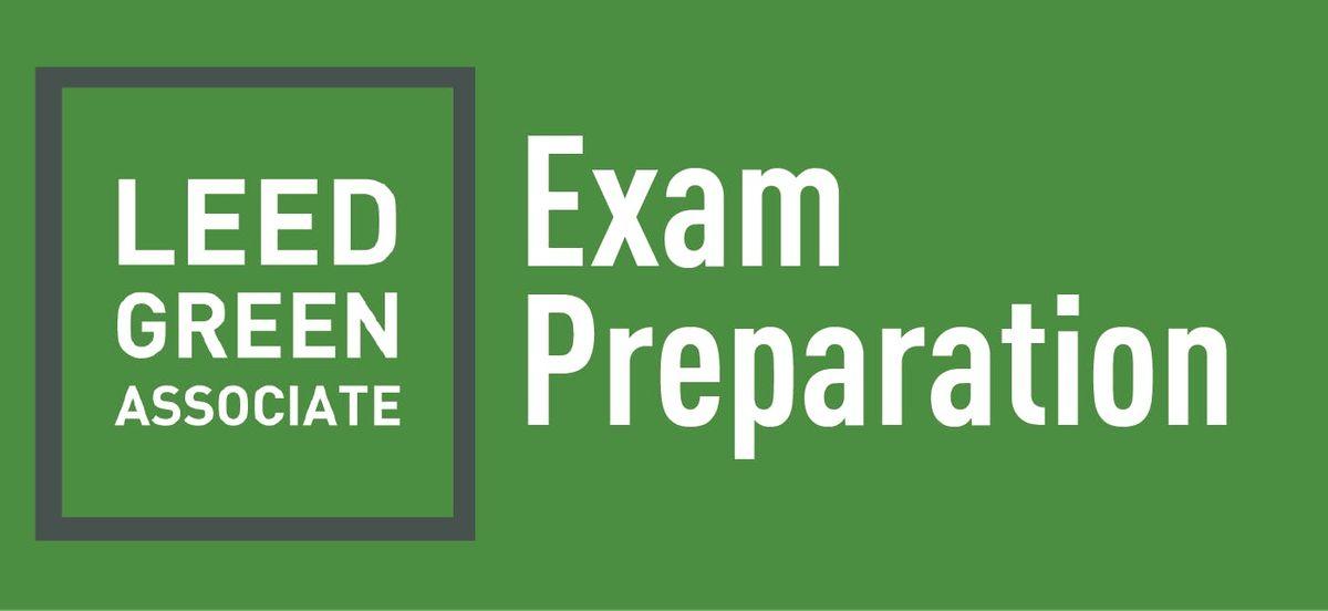 Chicago - LEED Green Associate Exam Prep - March 21-22