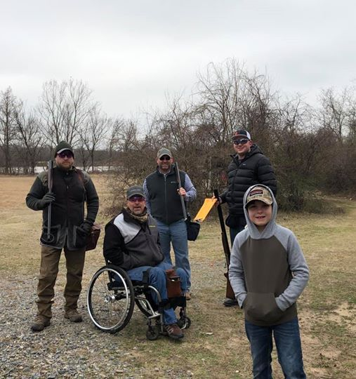 April 14 2019 Arkansas North vs South Sporting Clay Fun Shoot