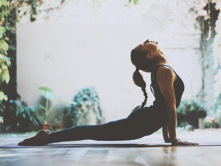 Yoga at Painted Tree- Sherwood