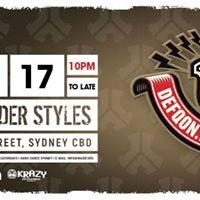 Masif Saturdays pres Defqon1 DJ Contest Syd Finals (17.08.17)