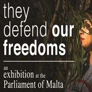 Our Freedoms Where Are They >> They Defend Our Freedoms 30 Years Of The Sakharov Prize At Il