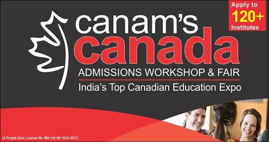 Canams Canada Admissions Workshop & Fair