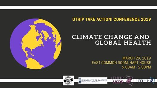 Take Action Conference 2019 Climate Change and Global Health