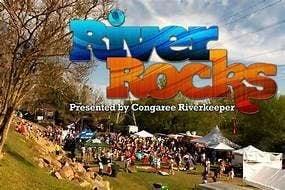 River Rocks Festival Volunteer 2019 - FREE Admission & T-Shirt