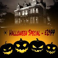 Cardiff Mansion Halloween Special