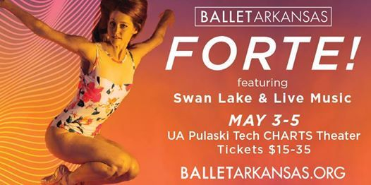 Ballet Arkansas Presents Forte