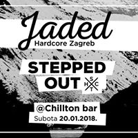 Jaded &amp Stepped Out
