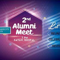 2nd Alumni Meet