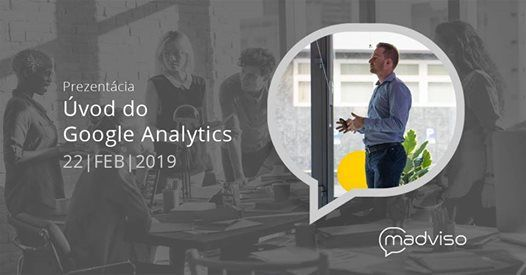 Prezentcia vod do Google Analytics
