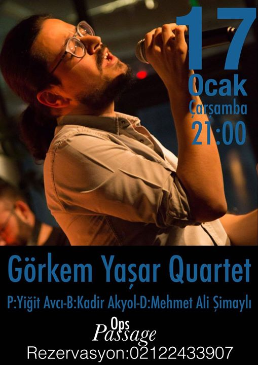 Grkem Yaar Quartet Soulful Night