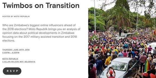 Twimbos on Transition - Who are Zimbabwes Biggest Online Influencers