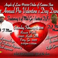 Pre-Valentines Day DANCE