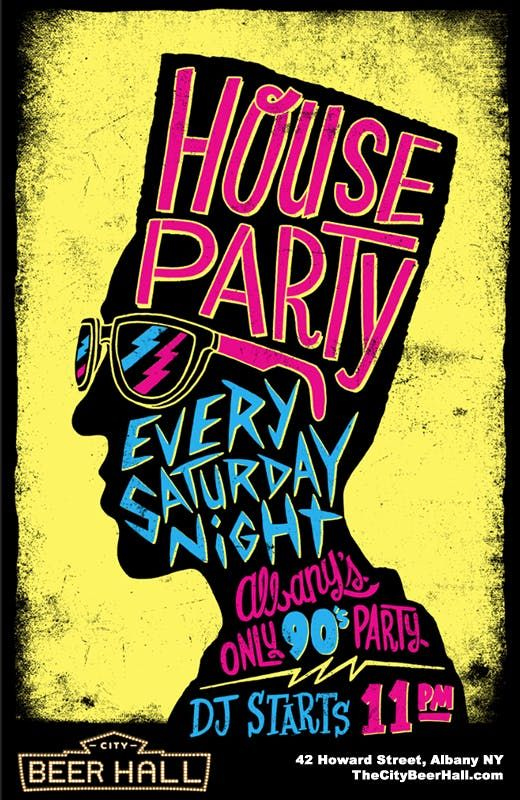90s House Party