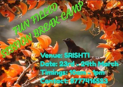 Session Break Camp