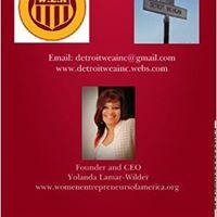 Detroit Authors Networking Event