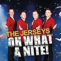 The Jerseys - OH WHAT A NITE - Exeter