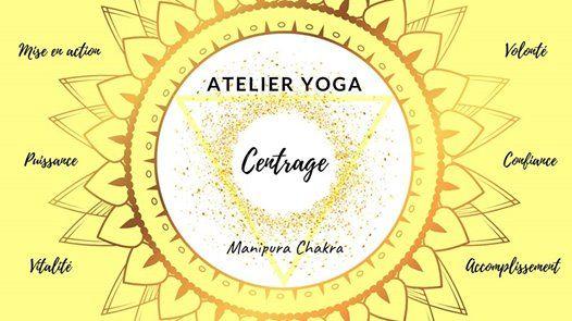 Atelier Yoga Centrage et Affirmation de Soi - Bordeaux