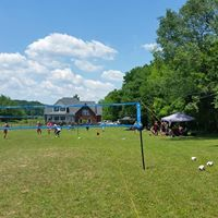 2nd Grass Coed Triples tournament