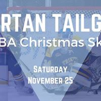 Spartan Hockey Tailgate &amp SBA Christmas Skate